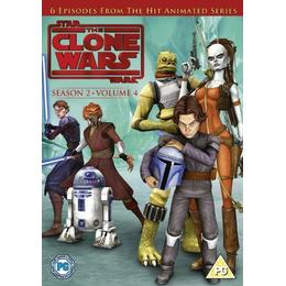 Star Wars Clone Wars - Season 2 Volume 4 [DVD]